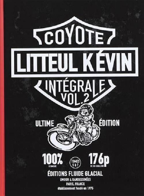 LITTEUL KEVIN - T02 - LITTEUL KEVIN - INTEGRALE - VOLUME 02