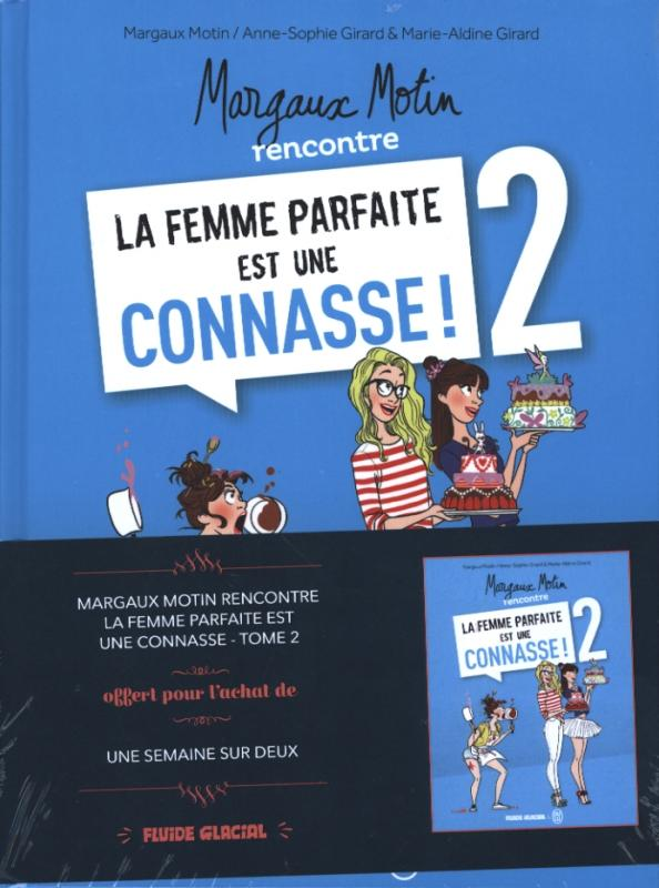 EMILIE VOIT QUELQU'UN T2 + LA FEMME PARFAITE EST UNE CONNASSE 2 PACK 1+1