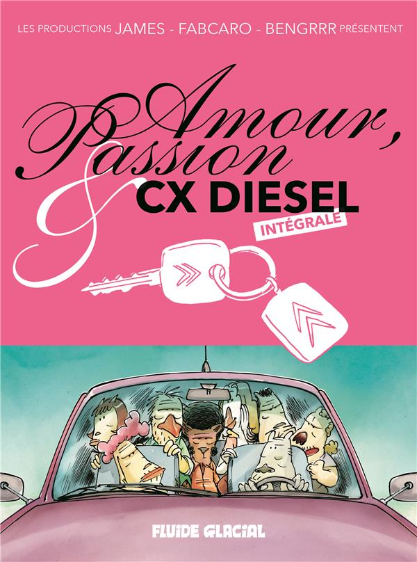 AMOUR ET PASSION CX DIESEL INTEGRALE NED