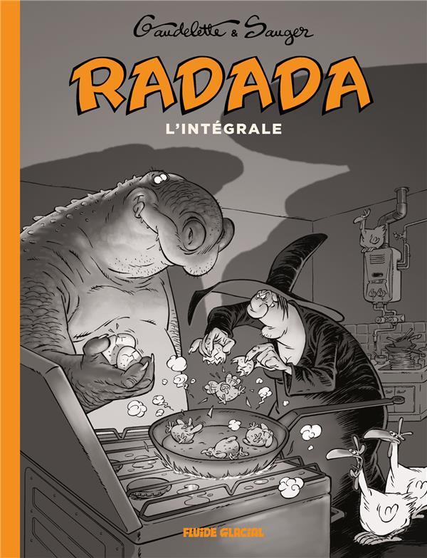 RADADA, LA MECHANTE SORCIERE - L'INTEGRALE (2019)