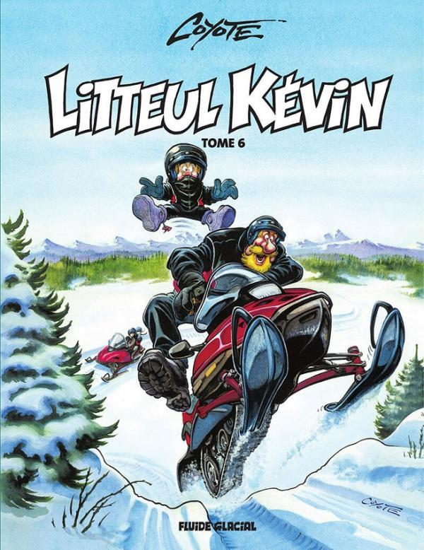 LITTEUL KEVIN - TOME 06