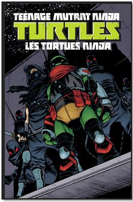 LES TORTUES NINJA - TMNT, T3 : LA CHUTE DE NEW-YORK (2/2)