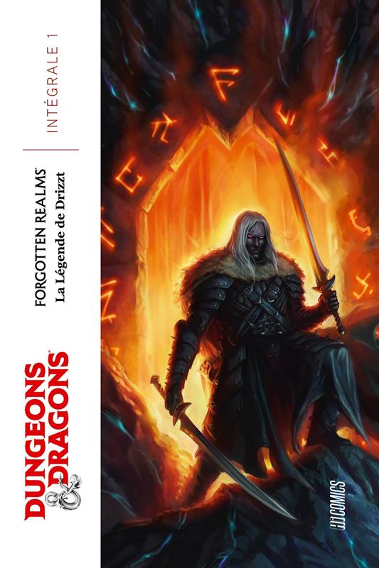 DUNGEONS & DRAGONS, FORGOTTEN REALMS, LA LEGENDE DE DRIZZT - DUNGEONS & DRAGONS, LFORGOTTEN REALMS,