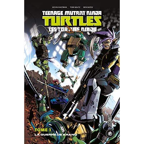 LES TORTUES NINJA - TMNT, T1 : LA GUERRE DE KRANG - PRIX DECOUVERTE