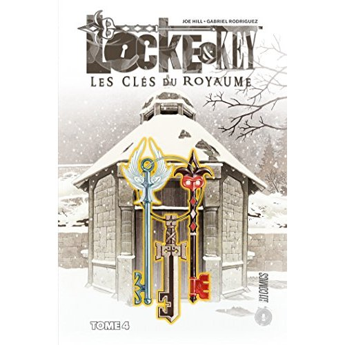 LOCKE & KEY, T4 : LES CLES DU ROYAUME