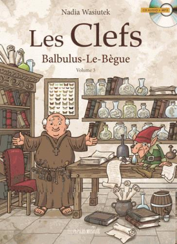 BALBULUS LE BEGUE - VOLUME 3