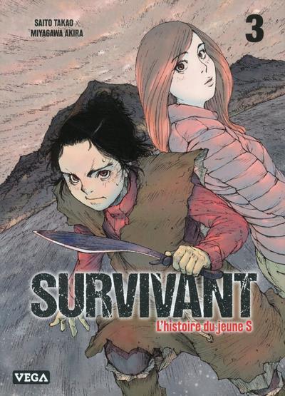 SURVIVANT - TOME 3 L'HISTOIRE DU JEUNE S - VOL3