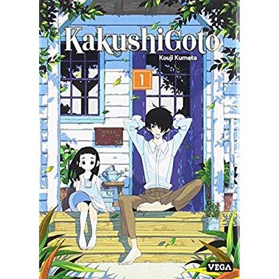 KAKUSHIGOTO - TOME 1 - VOLUME 01