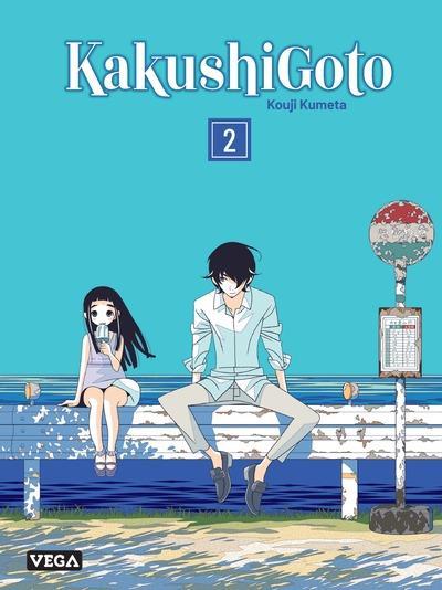KAKUSHIGOTO - TOME 2 - VOLUME 02