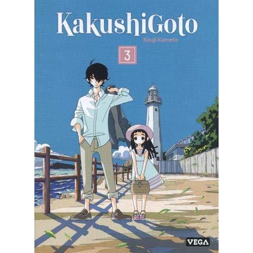 KAKUSHIGOTO - TOME 3 - VOLUME 03