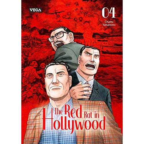 THE RED RAT IN HOLLYWOOD - TOME 4 - VOLUME 04