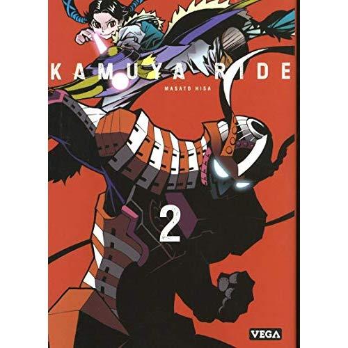 KAMUYA RIDE - TOME 2 - VOL02