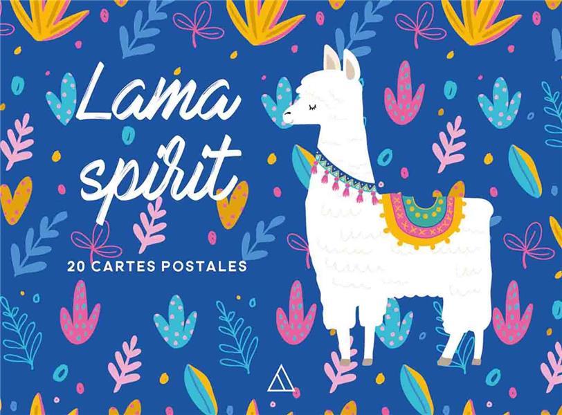 CARTES POSTALES - LAMA SPIRIT