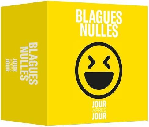JOUR APRES JOUR - BLAGUES NULLES