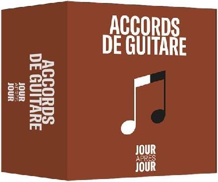 JOUR APRES JOUR - ACCORDS DE GUITARE NED