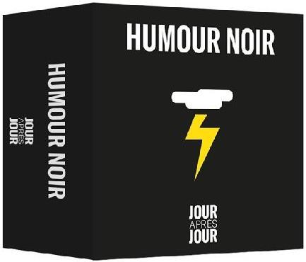 JOUR APRES JOUR - HUMOUR NOIR NED