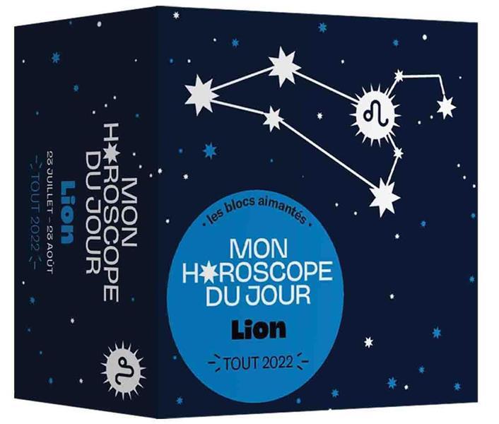 MON HOROSCOPE - TOUT 2022 - LION