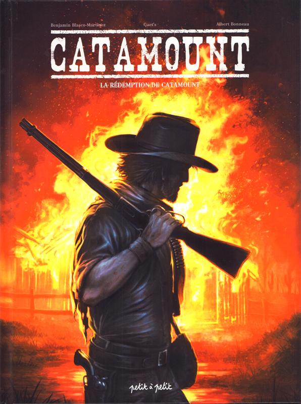 CATAMOUNT - TOME 4 - LA REDEMPTION DE CATAMOUNT