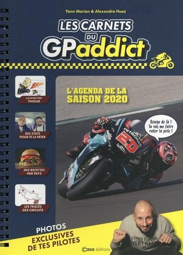 LES CARNETS DE MOTO GP ADDICT - LA SAISON GP 2020