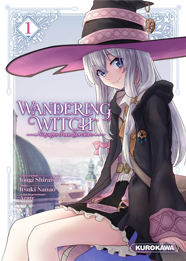WANDERING WITCH - TOME 1 - VOL01