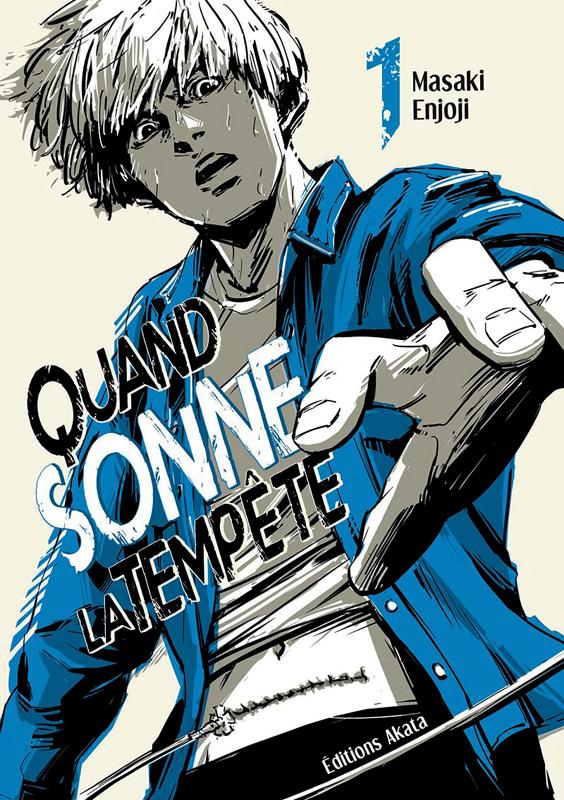 QUAND SONNE LA TEMPETE - TOME 1 - VOL01