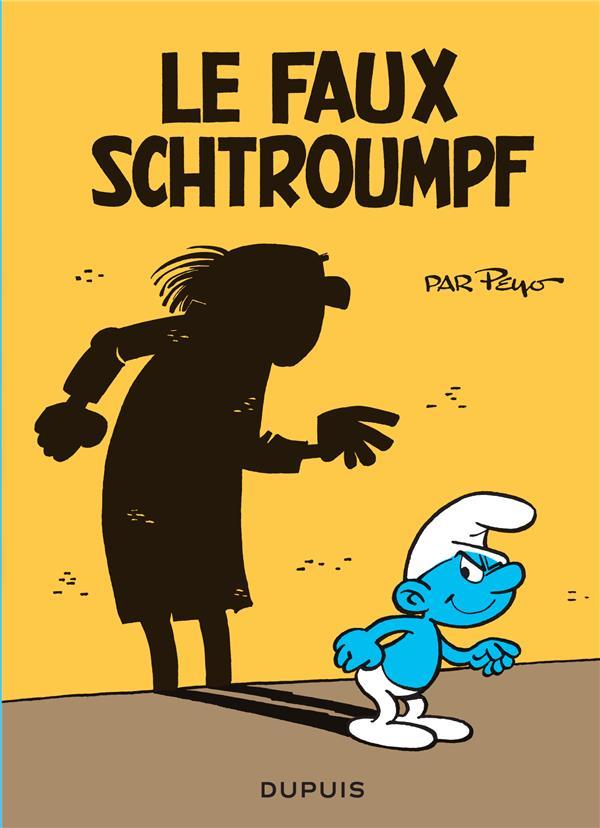 LE FAUX SCHTROUMPF