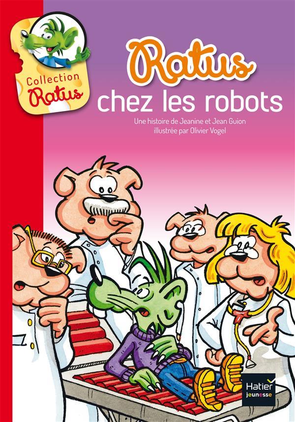 RATUS CHEZ LES ROBOTS