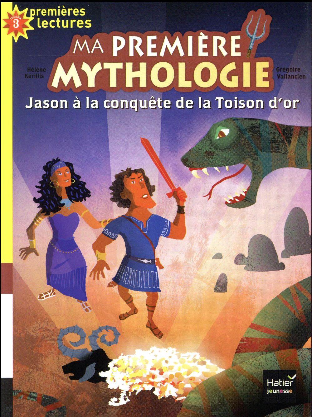 JASON A LA CONQUETE DE LA TOISON D'OR