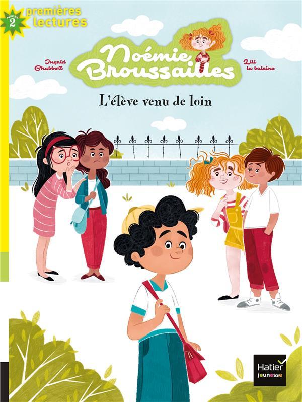 L'ELEVE VENU DE LOIN - NOEMIE BROUSSAILLES - T2