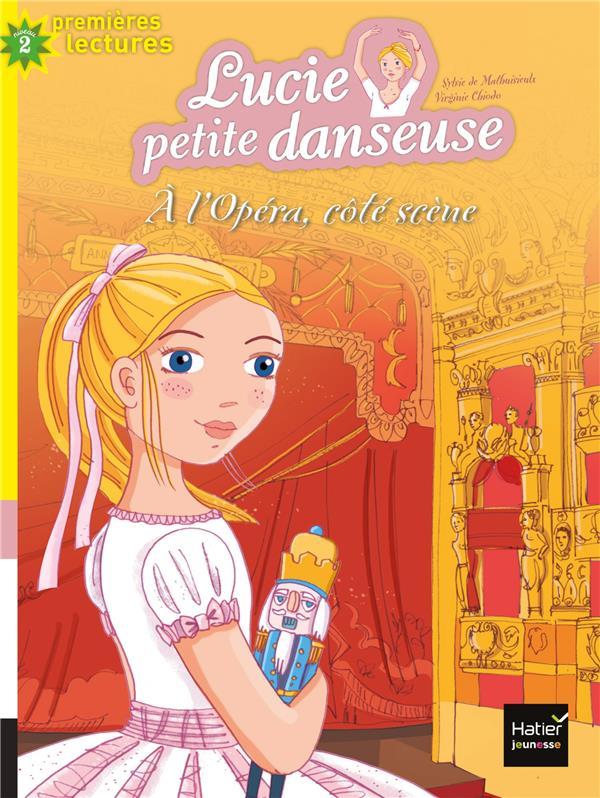 A L'OPERA, COTE SCENE - LUCIE PETITE DANSEUSE - T8