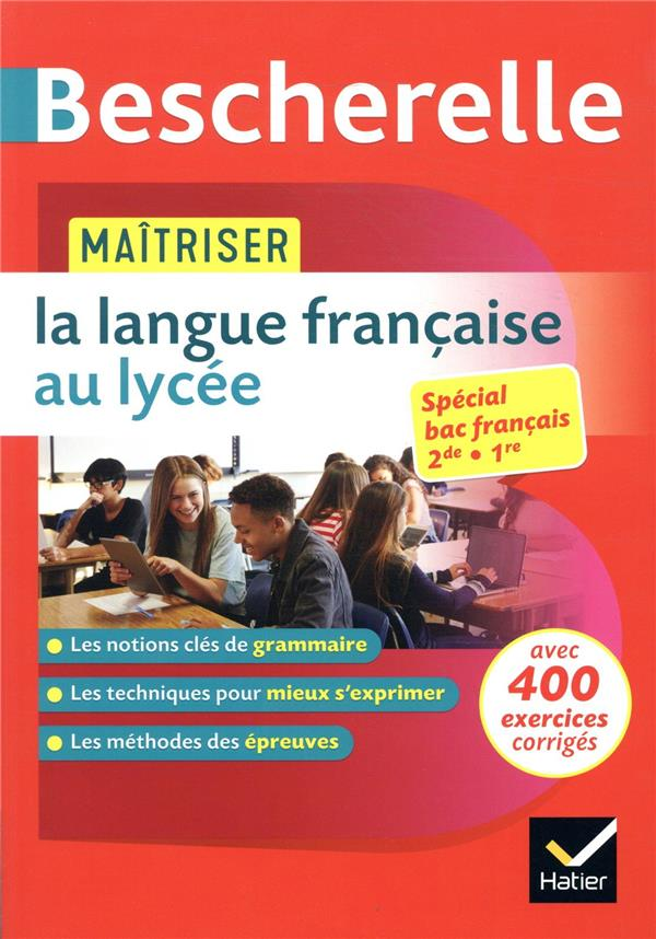 MAITRISER LA LANGUE FRANCAISE AU LYCEE