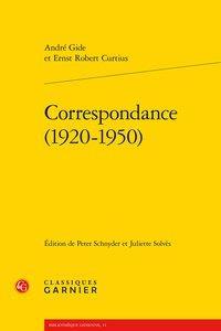 BIBLIOTHEQUE GIDIENNE - T11 - CORRESPONDANCE (1920-1950)