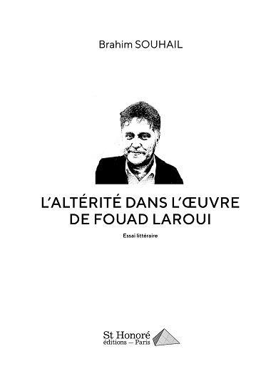 L ALTERITE DANS L OEUVRE DE FOUAD LAROUI