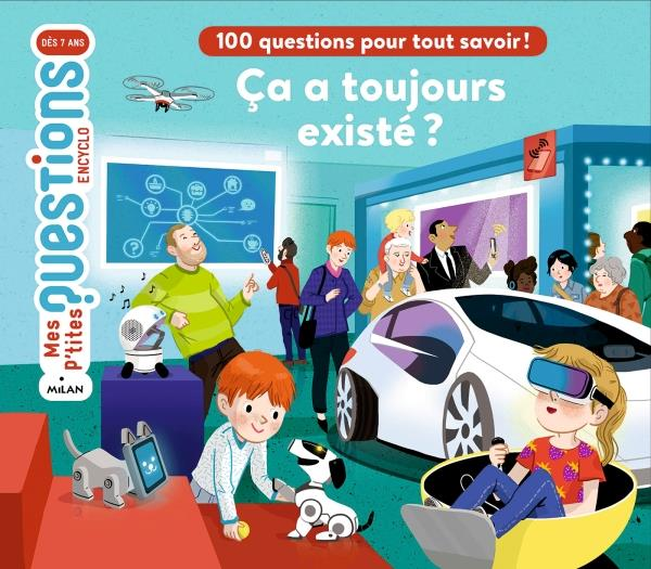 CA A TOUJOURS EXISTE ?