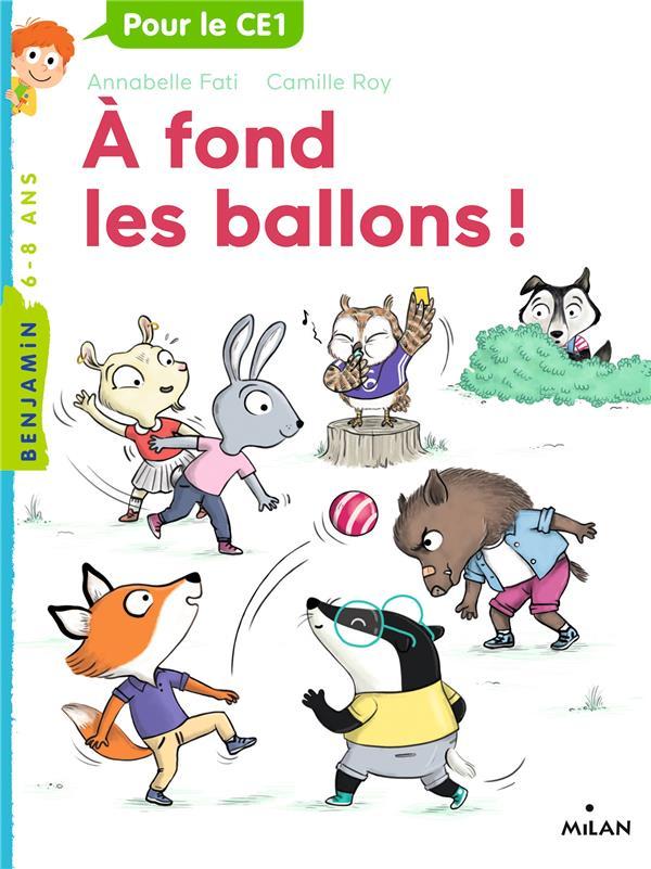 A FOND LES BALLONS !