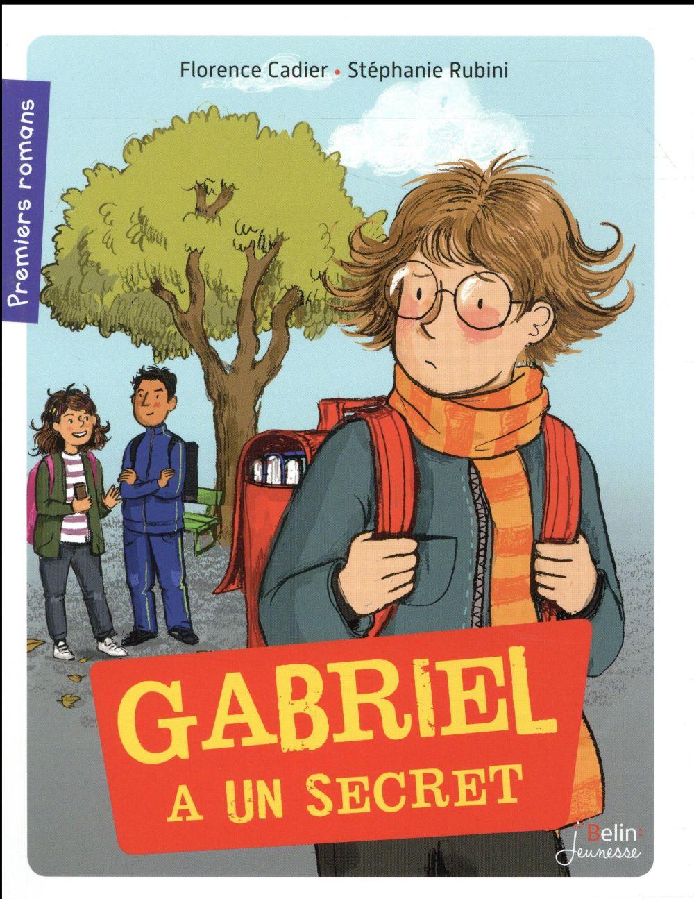 GABRIEL A UN SECRET