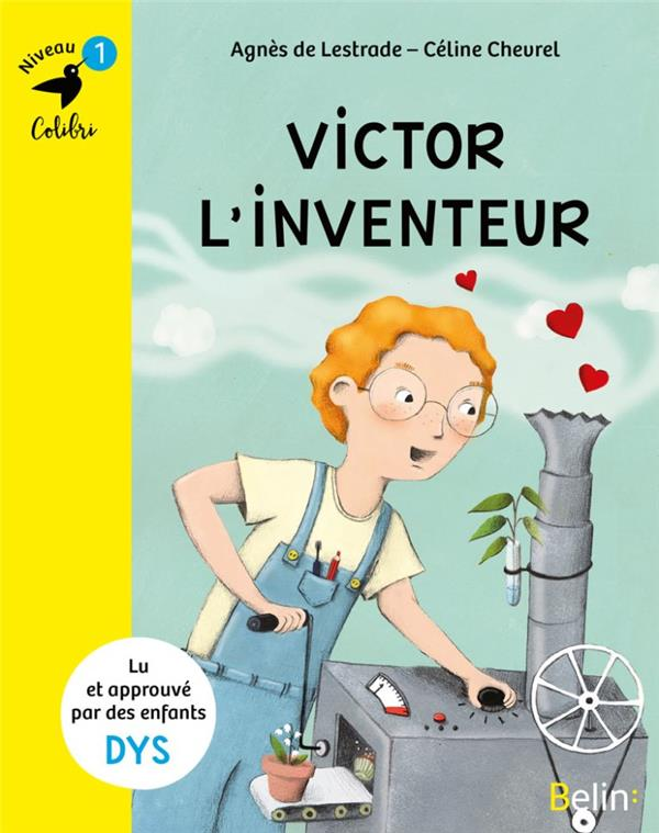 VICTOR L INVENTEUR NIVEAU 1