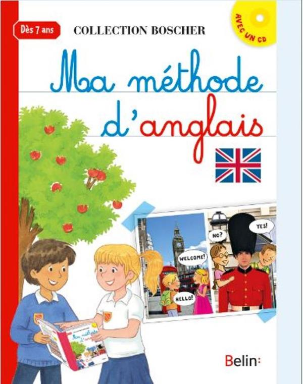 MA METHODE D ANGLAIS (AVEC CD)
