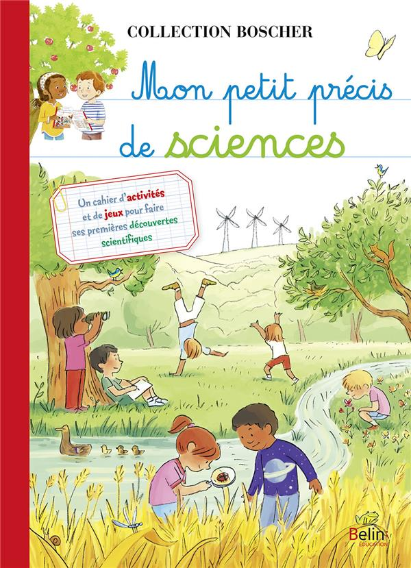 MON PETIT PRECIS DE SCIENCES