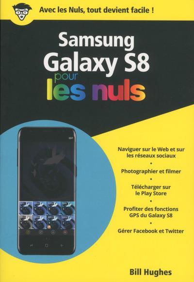 SAMSUNG GALAXY S8 POCHE POUR LES NULS