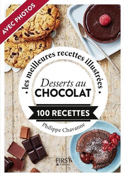 PETIT LIVRE DE - DESSERTS AU CHOCOLAT