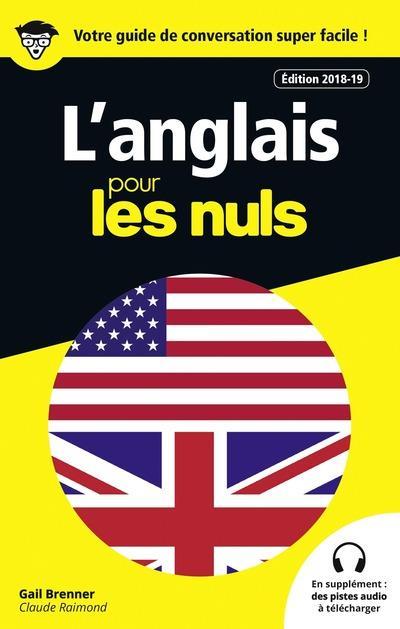 GUIDE DE CONVERSATION L'ANGLAIS POUR LES NULS, 3E EDITION