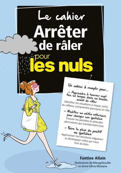 LE CAHIER COACH ARRETER DE RALER POUR LES NULS