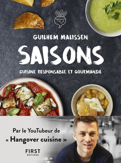 SAISONS - LA CUISINE RESPONSABLE ET GOURMANDE