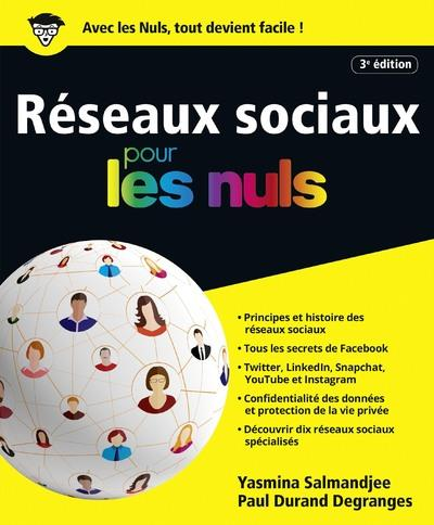 LES RESEAUX SOCIAUX POUR LES NULS, 3E