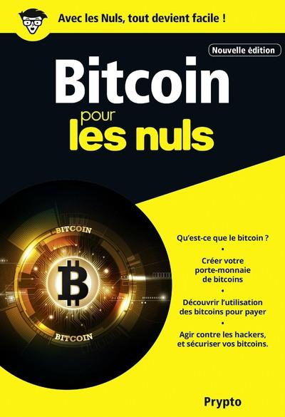 BITCOIN POCHE POUR LES NULS, EDITION ACTUALISEE AUGMENTEE