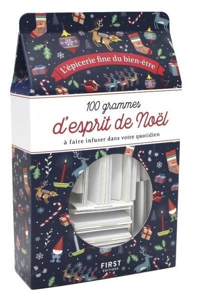 100 GRAMMES D'ESPRIT DE NOEL NE