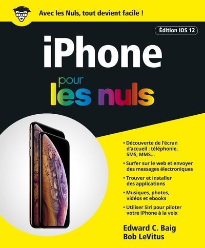IPHONE X POUR LES NULS 11EME EDITION