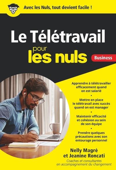 LE TELETRAVAIL POUR LES NULS