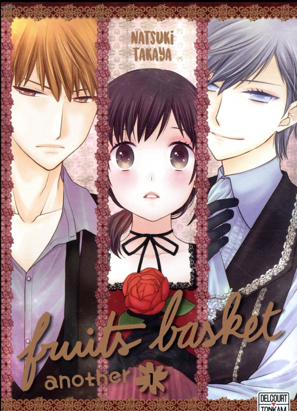 FRUITS BASKET ANOTHER T01